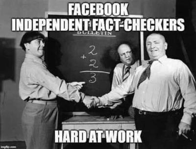 Fact checking at Facebook