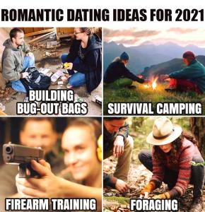 Romantic ideas for 2021