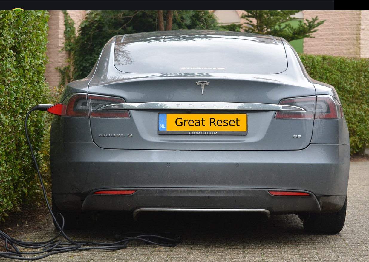 Tesla Model Schwab